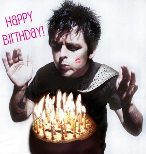 Happy Birthday Cake Billy Joe